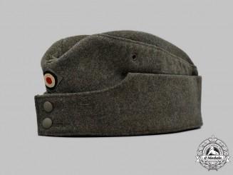 Germany, Heer. An EM/NCO's M42 Overseas Cap