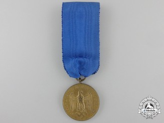 A Wehrmacht Long Service Medal; 3rd Class