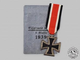 Germany, Wehrmacht. A 1939 Iron Cross II Class, by Paul Küst