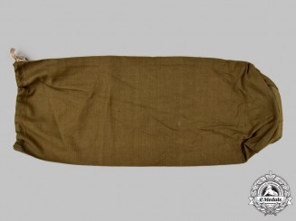 Germany, Wehrmacht. A Tropical Field Gun Barrel Cover, by Greve & Güth