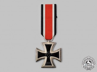 Germany, Wehrmacht. A 1939 Iron Cross II Class, by Beck, Hassinger & Co.