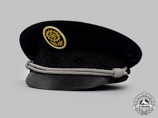 Germany, DAF. A Member's Visor Cap