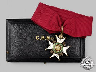 United Kingdom. A Most Honourable Order of the Bath, Military Division, Companion by Garrard, c. 1918