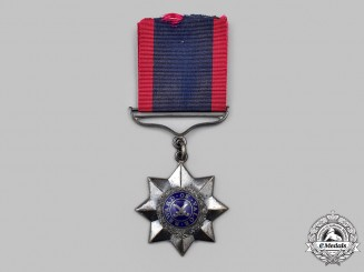 United Kingdom. An Indian Order of Merit, III Class, Military Issue