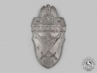 Germany, Wehrmacht. A Demjansk Shield