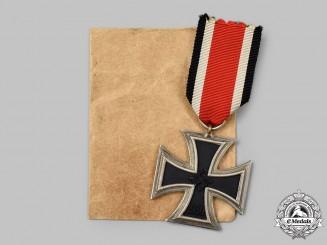 Germany, Wehrmacht. A 1939 Iron Cross II Class, Lug Version, by C.E. Juncker