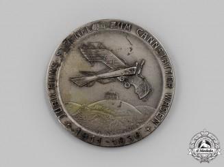 Germany, DLV. A 1936 Cannstatter Wasen Flight Table Medal