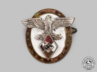 Germany, HJ. A Rare Decoration of the High Command of the HJ for Distinguished Foreigners