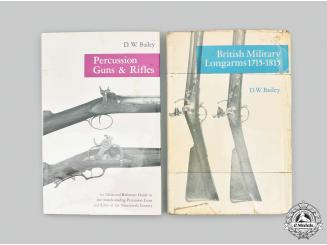 United Kingdom. Two Firearms Publications by D.W. Bailey
