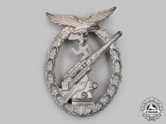 Germany, Luftwaffe. A Flak Badge, by Gebrüder Wegerhoff