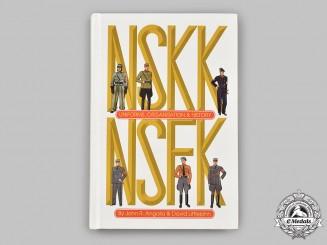 "Germany, Third Reich. A Copy of ""NSKK & NSFK: Uniforms, Organisation, & History"", by John R. Angolia and David Littlejohn"
