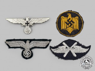 Germany, Third Reich. A Mixed Lot of Insignia