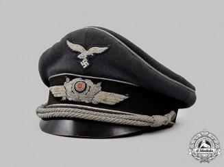 Germany, Luftwaffe. An Officer's Visor Cap