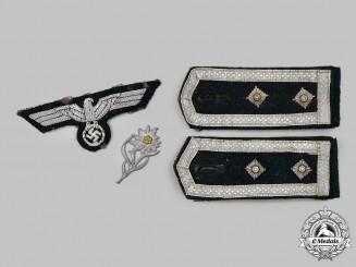 Germany, Heer. A Mixed Lot of Uniform Insignia