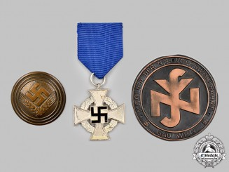 Germany, Third Reich. A Mixed Lot of Decorations and Insignia