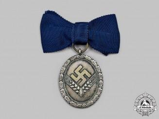Germany, RAD. A Women's Long Service Award, II Class for 18 Years