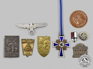 Germany, Third Reich. A Mixed Lot of Decorations and Commemorative Badges