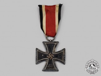 Germany, Wehrmacht. A 1939 Iron Cross II Class, by Bek, Hassinger & Co.