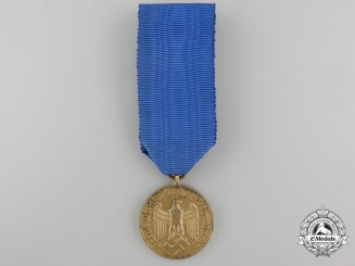 A Wehrmacht Long Service Medal; Twelve Years Service