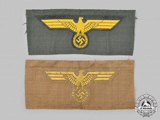 Germany, Kriegsmarine. A Mixed Lot of Mint and Unissued Breast Eagles