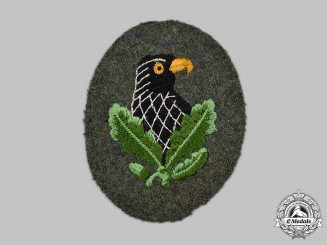 Germany, Heer. A Rare Sniper's Badge, III Class