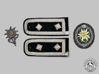 Germany, Heer. A Mixed Lof of Uniform Insignia