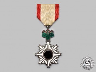 Japan, Empire. An Order of the Rising Sun, VI Class