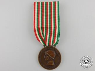 An1915-1918Italian-Austrian War Medal