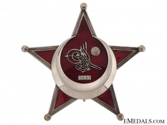1915 Campaign Star – Silver & Austrian Made