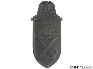Narvik Shield-Silver Grade