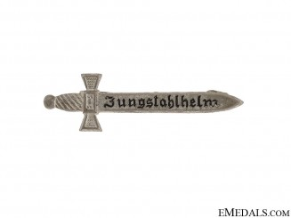 """Jungstahlhelm"" Membership Badge"