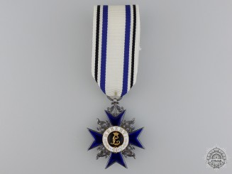 A Bavarian Order of Military Merit Fourth Class by Jacob Laser of München