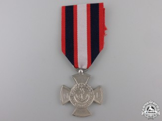A Rare 1944 Sea Cadet Gallantry Cross for Water Rescue in Whitby Harbour