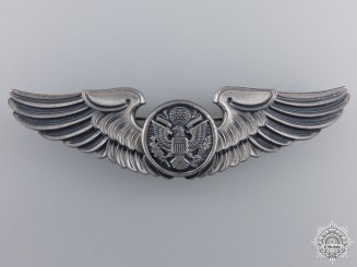 A Second War American Air Crew Wing by Vanguard