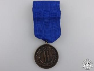 An SS Four Year Long Service Award