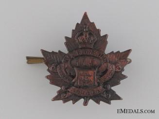 Canada. WWI 115th Infantry Battalion Collar Tab CEF