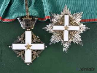 Italy, Republic. An Order of Merit of the Italian Republic, Grand Officer with Case, c.1960