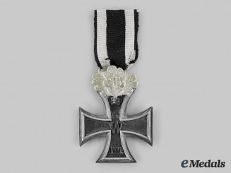 Germany, Imperial. An 1870 Iron Cross II Class, with Jubilee Clasp