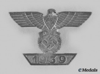 Germany, Wehrmacht. A Clasp to the 1939 Iron Cross, I Class, Type II