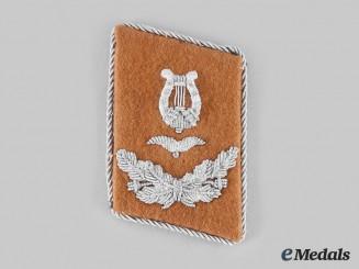 Germany, Luftwaffe. A Leutnant Musician Collar Tab