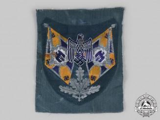 Germany, Heer. A Cavalry/Reconnaissance Standard Bearer's Sleeve Insignia