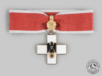 Germany, DRK. An Honour Cross of the German Red Cross, I Class, by Godet