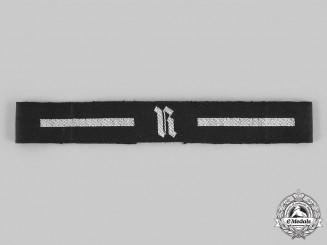 Germany, RAD. A Reich Labour Service Leader's Cuff Title