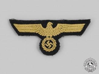 Germany, Kriegsmarine. An EM/NCO's Breast Eagle