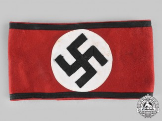 Germany, SS. A Dress Uniform Armband