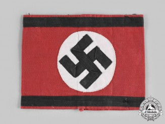 Germany, SS. A SS Dress Uniform Armband