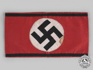 Germany, SS. A SS Dress Uniform Armband