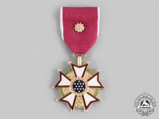 United States. A Legion of Merit, Officer Grade
