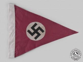 Germany, NSDAP. A Pennant