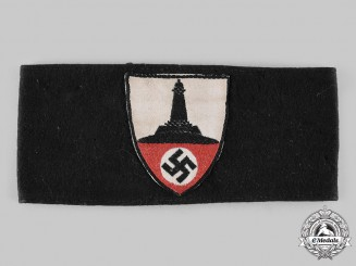 Germany, Third Reich. A Kyffhäuser League Member's Armband